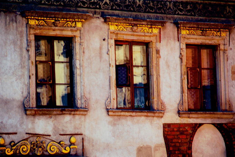 Three Windows, Warsaw